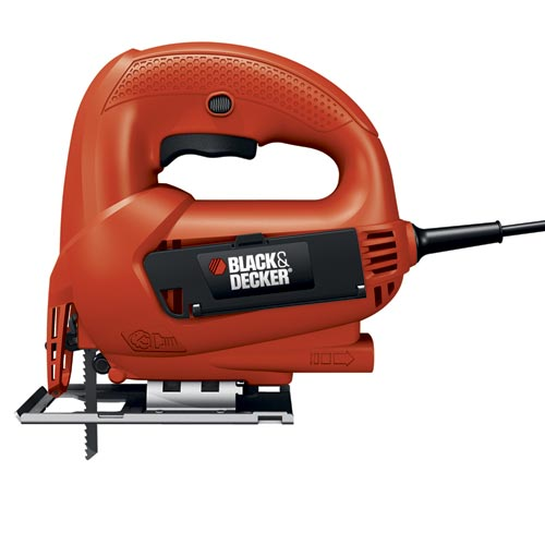 Black and Decker JS515 4.5 Amp Variable Speed Jigsaw