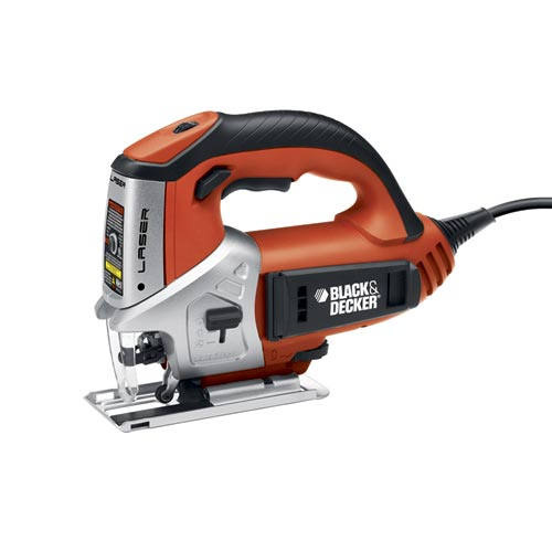 Black and Decker JS650LK Laser Orbital Jigsaw