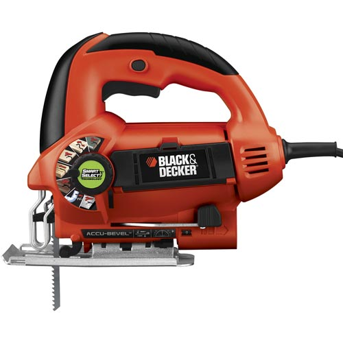Black and Decker JS660 5.0 Amp Variable Speed Orbital Jigsaw with SmartSelect Technology