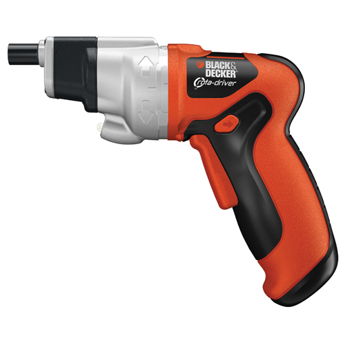 Black and Decker PP360 Rotadriver™ 4.8V Rechargeable Screwdriver