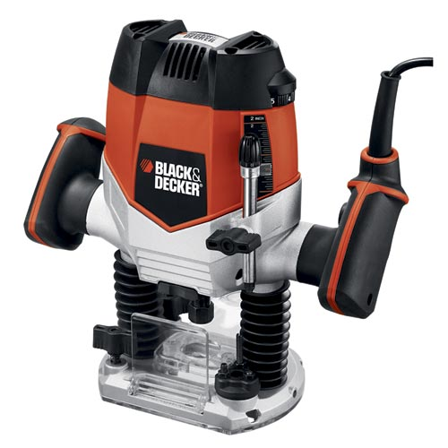 Black and Decker RP250 10 Amp Variable Speed Plunge Router