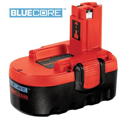 Bosch 18v Bluecore 2.0Ah NiCd Battery BAT180