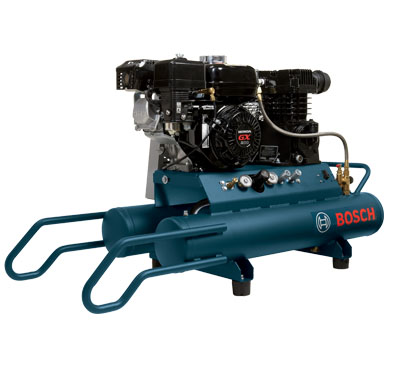Bosch 8 Gallon Gas Wheelbarrow Compressor CGT8-65W