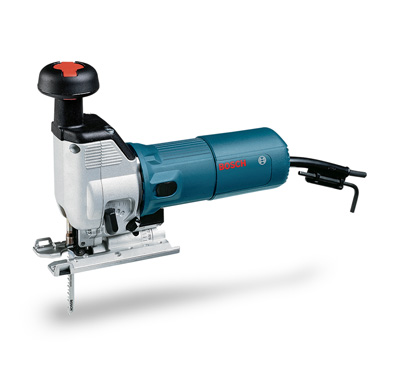 Bosch Barrel Grip Jig Saw with Case 1584AVSK