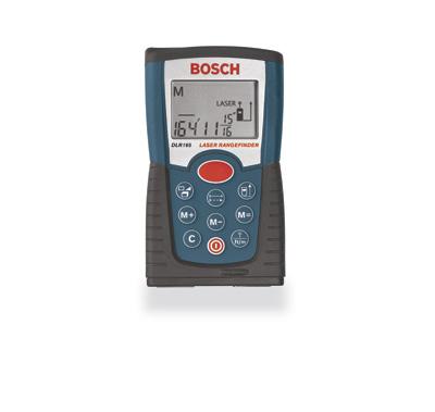Bosch Digital Laser Rangefinder Kit  DLR165K