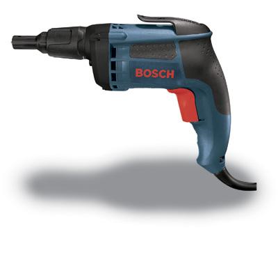 Bosch Drywall Screwgun with 50' Twist Lock Cord SG45M-50