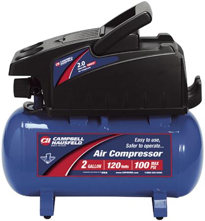Campbell Hausfeld FP2048 2 Gallon Air Compressor