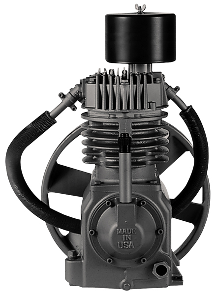 Campbell Hausfeld TF2111 7.5 HP Two-Stage Air Compressor Pump