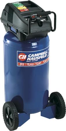 Campbell Hausfeld WL6111 Oilless Compressor, 26 Gallon, 1.7 Running HP