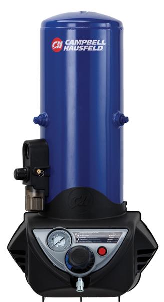 Campbell Hausfeld WL6750 Wall Mountable Air Compressor - 8 Gallon