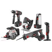 11499 Craftsman C3 19.2 volt 6 pc. Cordless Combo Kit with Multiple Tools