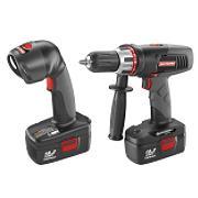 11542 Craftsman C3 19.2 volt DieHard Cordless Drill/Driver with Light