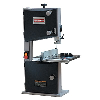 21400 Craftsman 10 in. Band Saw