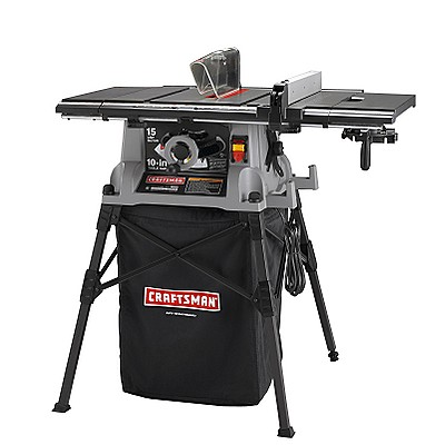 21805 Craftsman 10 in. Table Saw