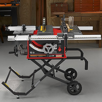 21829 Craftsman Professional 10 in. Portable Table Saw