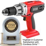 26302 Craftsman Professional 20 volt Lithium-Ion Drill/Driver with LED Work Light