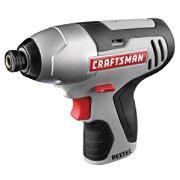 61189 Craftsman NEXTEC 12 volt Impact Driver