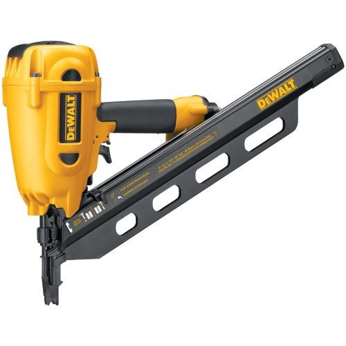 DeWalt D51822 31º Clipped Head Framing Nailer