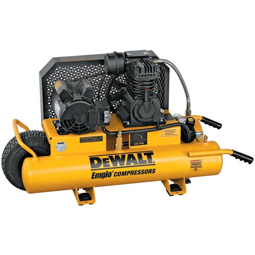 DeWalt D55170 1.5 HP 8 Gallon Compressor