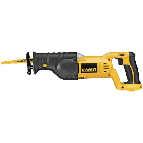 DeWalt DC385B 18V Cordless Reciprocating Saw (Tool Only)