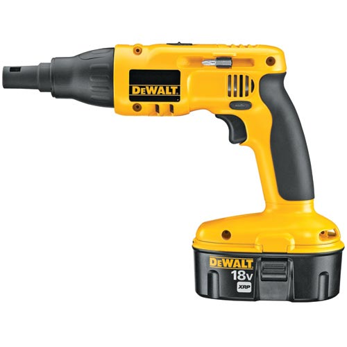DeWalt DC520KA 18V Cordless Drywall/Deck Screwdriver Kit