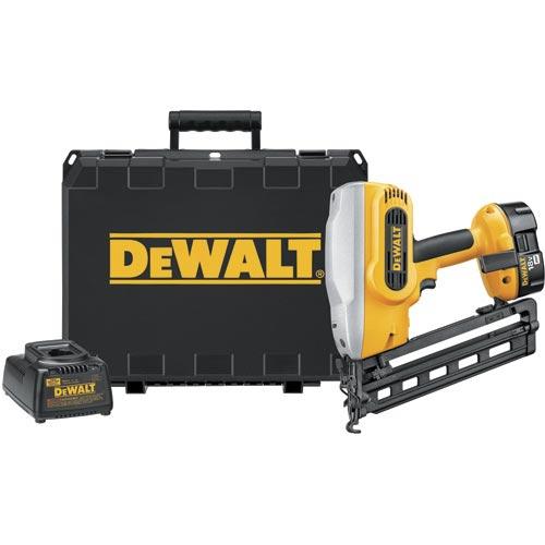 DeWalt DC618K 18V Cordless XRP™ 1-1/4