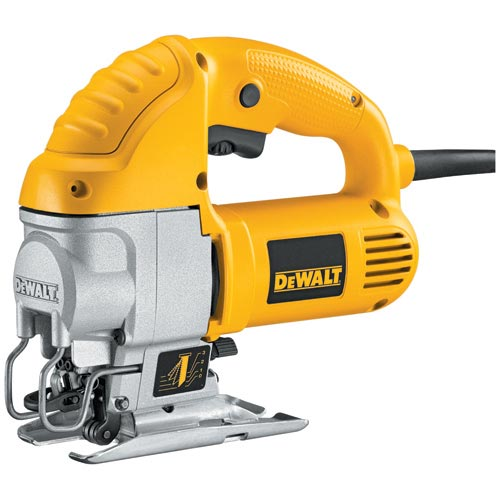 DeWalt DW317K Compact Jig Saw Kit