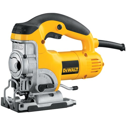 DeWalt DW331K Variable Speed Top-Handle Jig Saw Kit