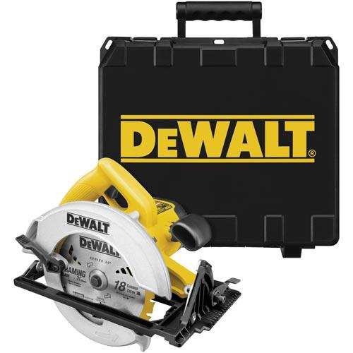 DeWalt DW369CSK 7-1/4