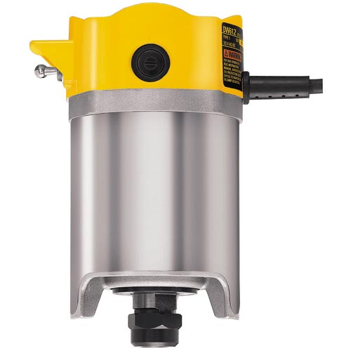 DeWalt DW612 1-1/2 HP (maximum motor HP) Router Motor Unit