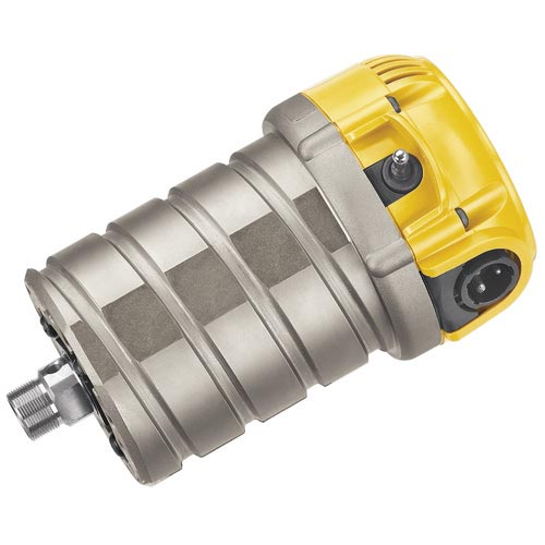 DeWalt DW616M 1-3/4 HP (maximum motor HP) Router Motor