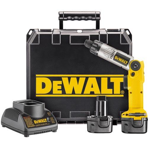 DeWalt DW920K-2 1/4