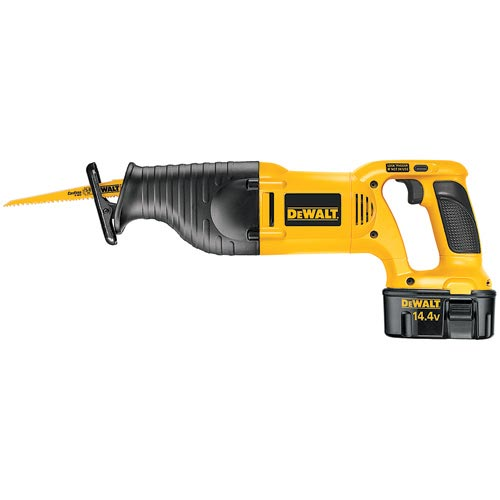 DeWalt DW937K 14.4V Cordless Reciprocating Saw Kit