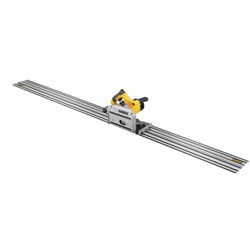 DeWalt DWS520LK 6-1/2 (165mm) TrackSaw Kit with 102