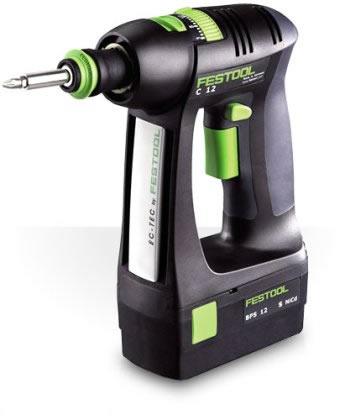 Festool C 12 Cordless Drill