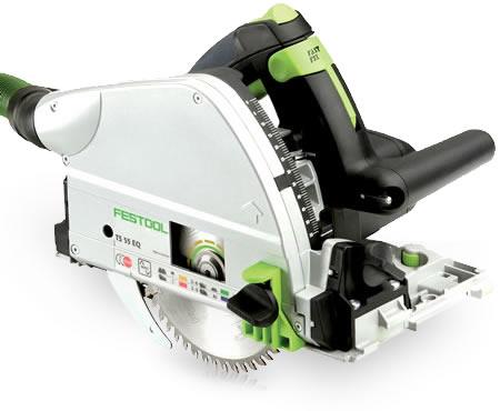 Festool TS 55 EQ Plunge Cut Circular Saw