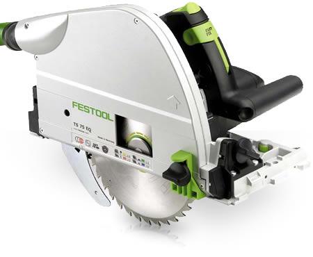 Festool TS 75 EQ Plunge Cut Circular Saw