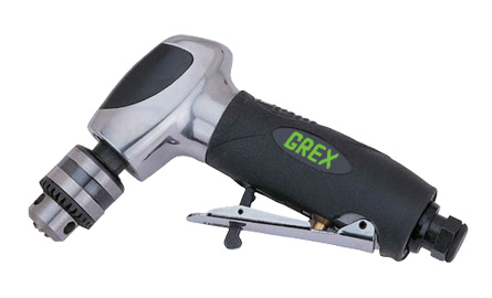 Grex AD368 Air Powered 105º Angle Drill