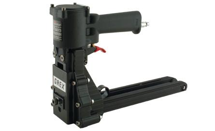 Grex ADCS19 Pneumatic Carton Staplers