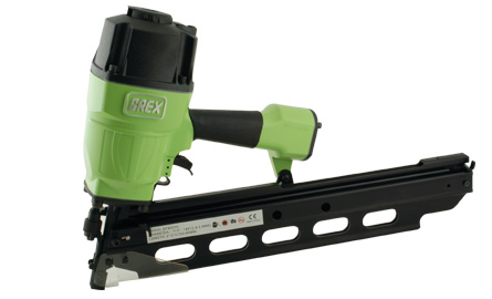 Grex SF9021H 21º Full Round Head Framing Nailer