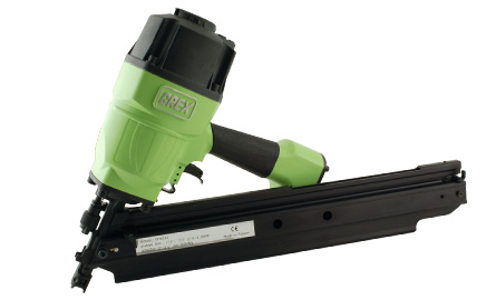 Grex SF9034H 34º Clipped Head Framing Nailer
