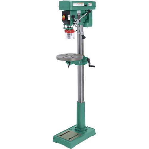 Grizzly G0491 16 Speed Floor Model Drill Press