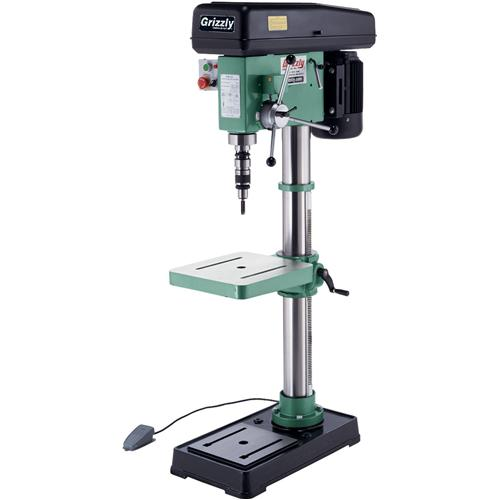 Grizzly G0521 Drilling/Tapping Machine