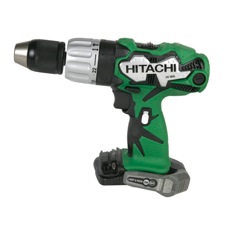 hitachi DV18DLP4 18V Hammer Drill (Tool Body Only)
