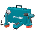 Makita 6281DWPLE 14.4V Ni-Cd Cordless 3/8