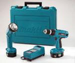 Makita 6347DWDLE 6347DWDLE 18V 1/2 Cordless Driver-Drill