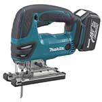 Makita BJV180 18V LXT Lithium-Ion Cordless Jig Saw Kit
