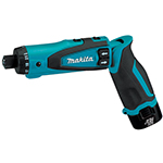 Makita DF010DSE 7.2V Lithium-Ion Cordless Driver-Drill Kit with Auto-Stop Clutch