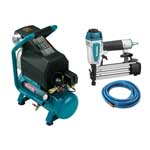 Makita MAC700K1 Brad Nailer & Compressor Kit