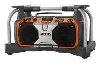 Ridgid R8408 Job-Site Radio / Race Scanner